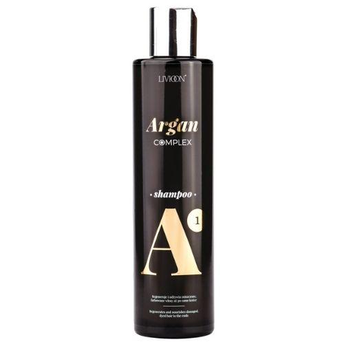 Livioon arganowy szampon do włosów