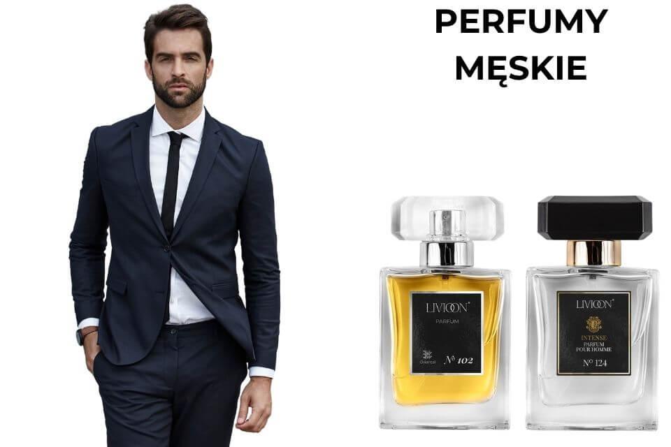 Livioon perfumy męskie